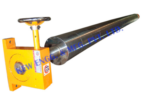 Metal Bow Expander Roll