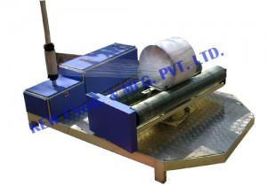 Roll Wrapping Machine