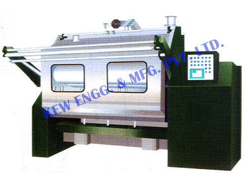 Semi Automatic Maxi Close Type Jumbo Jigger Machine