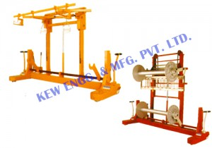 Trolly Material Handling System