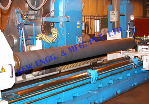 Rubber Roller Repairing Servicing