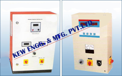 Automatic Web Tension Control System